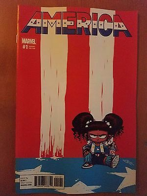 Marvel America, Vol. 1 # 1 (1st Print) Young Variant
