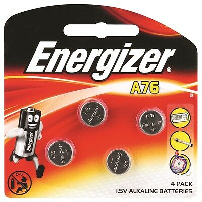 Energizer A76 Specialty Battery - 4 pack