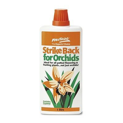 Neutrog 1L Strike Back For Orchids Liquid Concentrate