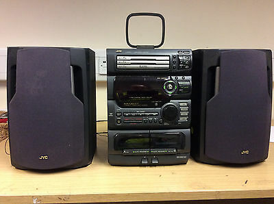 jvc speakers any good