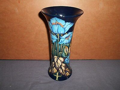 Moorcroft Decorative Vase