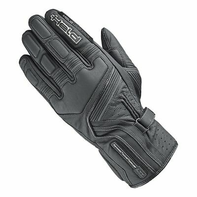 % LOW PRICE % Held 2727 Gloves Motorcycle Gloves Leather Travel 5 Black