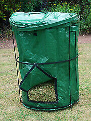 Kingfisher LARGE OPEN COMPOST BAG with Flap NEW Composting
