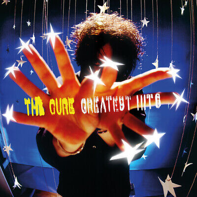The Cure : Greatest Hits Vinyl (2017) ***NEW***