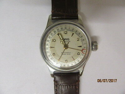 Oris S.A 7400 Big Crown Automatic Pointer Date Wrist Watch