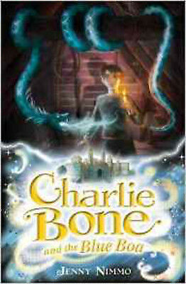 Charlie Bone and the Blue Boa (Children of the Red King), New, Jenny Nimmo Book