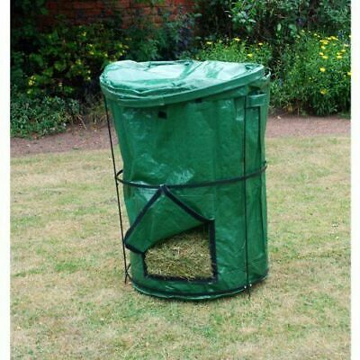 KINGFISHER 4 Pack LARGE OPEN COMPOST BAG with Flap NEW Composting BULK BUY