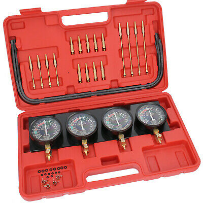 Testeur de Synchronisation 4 Carburateur Horloges Synchrones Ensemble