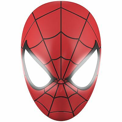 Spiderman 3D Wall Light - Childrens Bedroom Lighting Official New Free P+P