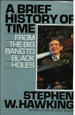 A Brief History Of Time: By Stephen W Hawking
