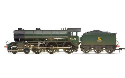 HORNBY R3004X 1:76 OO SCALE BR 4-6-0 Serlby Hall B17/4 Class Weathred DCC FITTED