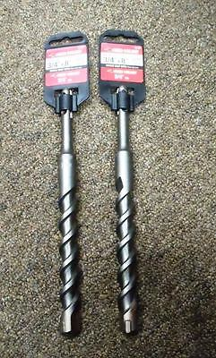 Red Head 3//4in x 8in SDS Plus Concrete And Masonry Drill Bit #11497