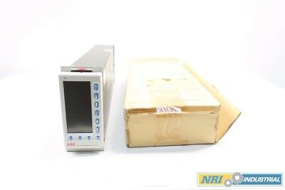 New Fischer Porter 53Mc5412Ans422/00/000 Process Control Station D567659