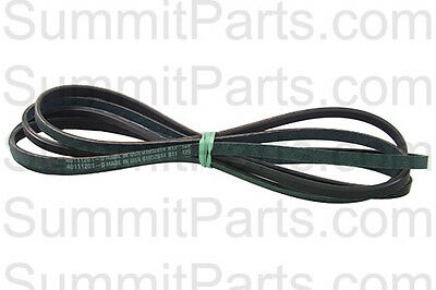 Factory Oem Drum Drive Belt For Whirlpool, Maytag, Amana Dryer - 40111201