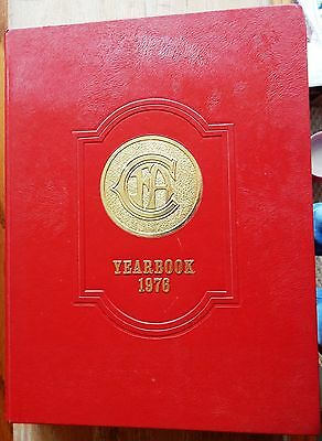 CAT FANCIERS ASSOCIATION YEARBOOK, RARE 1976, 624 pages, great condition