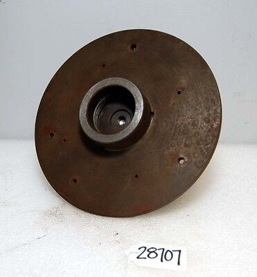 Hardinge Fixture Plate Threaded Mount (Inv.28707)