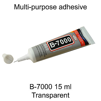 B7000 Clear Strong Glue Adhesive B-7000 Craft Phone Screen Frame Sealant. 0237