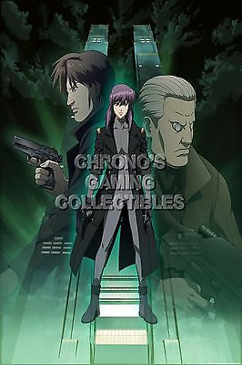 Ghost in the Shell Huge Promo Poster 19 A349