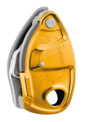 Petzl GriGri + Belay Device - Orange