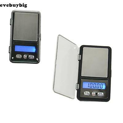 Mini Small Digital Pocket Scale 100g x 0.01g Weight Jewelry Coin Precision HQ