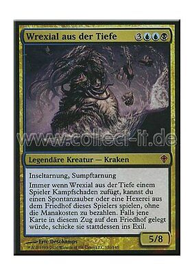 MTG Magic the Gathering - 120 Wrexial aus der Tiefe (Mythic Rare)