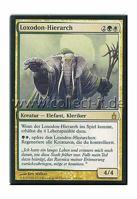 MTG Magic the Gathering - 214 Loxodon-Hierarch