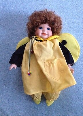 """Seymour Mann Signature Collection """"Bumble Bee"""" Doll 10"""""""