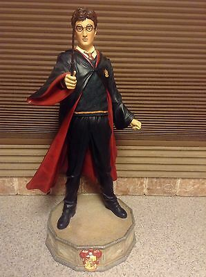 HARRY POTTER 1/4 SCALE STATUE with sound by SAN FRANCISCO MUSIC BOX COMPANY