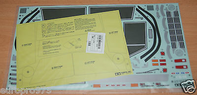 Tamiya 58436 Ford Bronco 1973/CR-01/CC01, 9495593/19495593 Decals/Stickers, NIP
