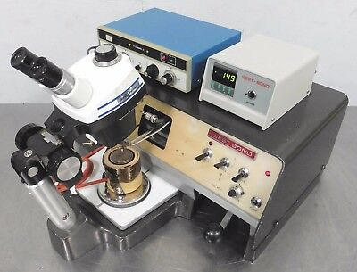 C127569 West-Bond 7700A Ultrasonic Ball & Wedge Wire Bonder (refurbished)