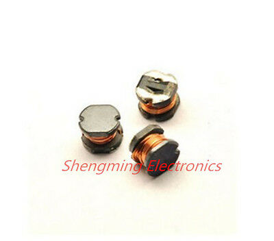 20PCS CD54 10uH 100 SMD Power Shielded Inductors 5.8x5x4.5mm