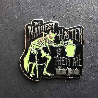 Maddest Hatter of Them All Disney Pin 114640