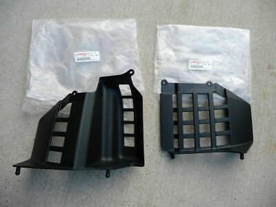 NEW OEM Banshee FACTORY nerfs nerf bars PLASTIC heel guards left + right