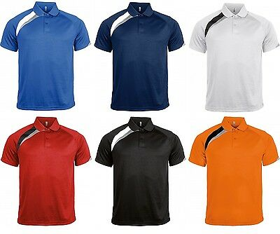 Mens Golf Shirts 2017 Mens Performance Tour Golf Sports Polo Shirt PA457