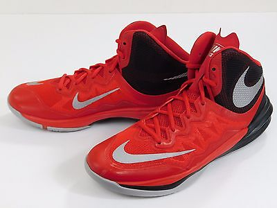 NEW MEN'S NIKE PRIME HYPE DF ll SHOES SIZE US 10  A