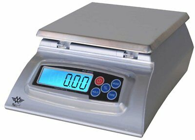 Kitchen Scale My Weigh KD-8000 Silver Culinary Cooking Table Top Bakers Food
