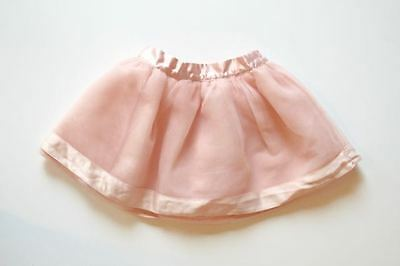 Janie and Jack Pink Ballet Tutu Skirt Size 6-12 Month - EUC