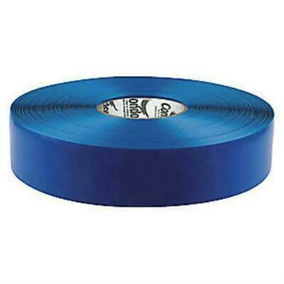 "Condor 45VR63 Floor Marking Tape Blue 2"" Wide Solid Continuous Roll"