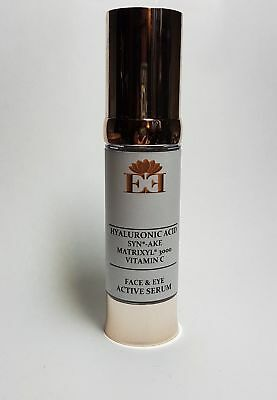 Elet INSTANT LIFT Hyaluronic Acid 80% Eye & Face Serum Tetrapeptide & Tripeptide