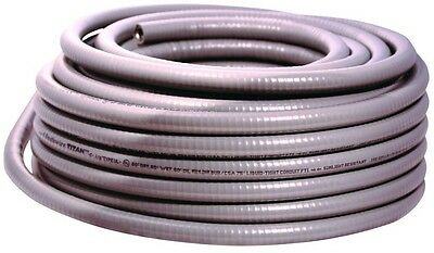 Flexible Non-Metallic Conduit 1/2 in. x 100 ft. Liquid Vapors Weather Protection