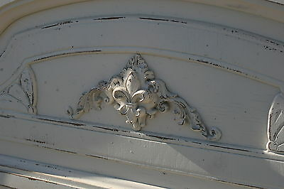 DIY shabby chic appliques furniture appliques onlays furniture mouldings
