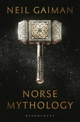 Norse mythology by Neil Gaiman (Hardback)