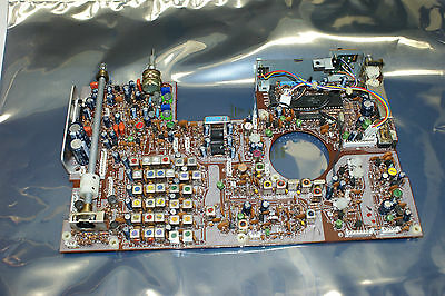 Kenwood R-1000 Communications Receiver RX Unit Board. Part Number: X55-1250-00.