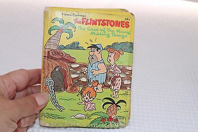 1968 Hanna Barbera's The FLINTSTONES The Case of the Many Missing Things FreeSHP