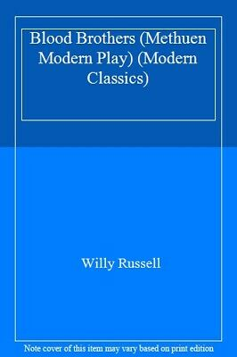 Blood Brothers (Methuen Modern Play) (Modern Classics) By Willy Russell