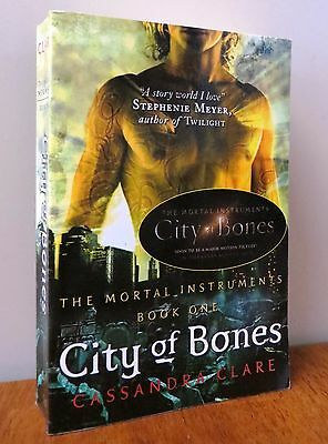 City of Bones The Mortal Instruments Book One Cassandra Clare
