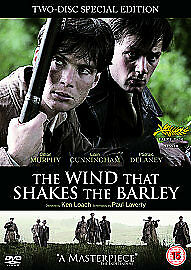 The Wind That Shakes the Barley DVD (2006) Cillian Murphy