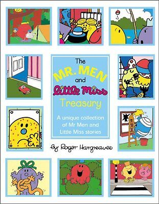 The Mr. Men and Little Miss Treasury By Roger Hargreaves