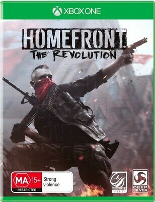 Homefront Revolution Xbox One *NEW+OZI+RSP D1! *Day 1 Game Home Front X1 Console