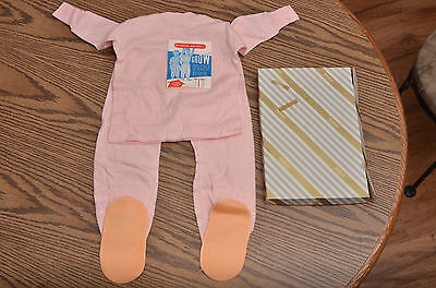 Little Majesty Vintage Children's Pajamas Original Retail Tags Unworn Unwashed